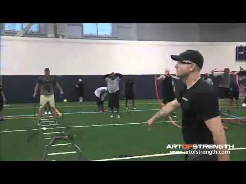Art of Strength and the Detroit Lions