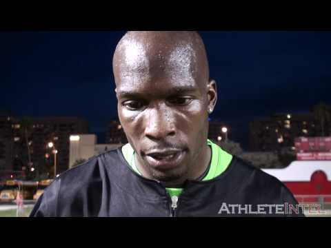 Ochocinco Night Workout
