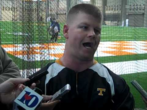 New Tennessee Football Head Strength Coach Ron McKeefery Media Interview