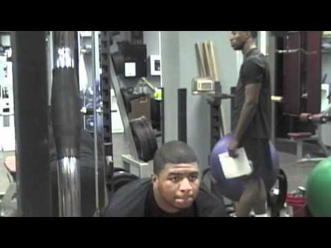 South Carolina Men's Basketball Preseason Strength & Conditioning 2011