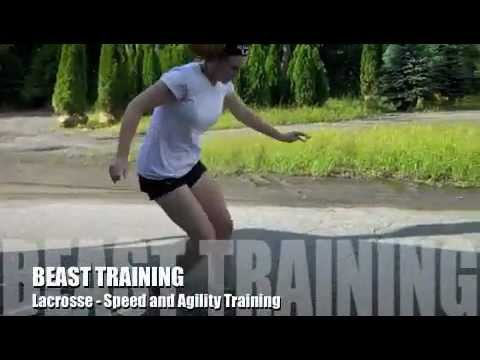 Lacrosse Speed and Agility Training