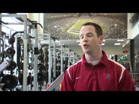 Shannon Turley - Stanford University - Strength and Conditioning