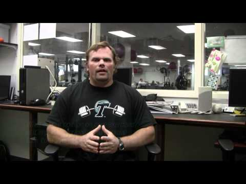 Tulane Strength and Conditioning - Golf