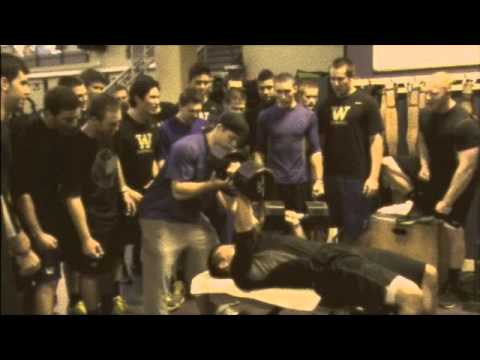 Washington Huskies Baseball Training Video 2012