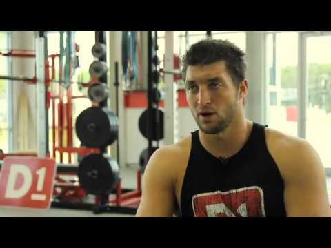 Tim Tebow's NFL Off-Season Workout Overview