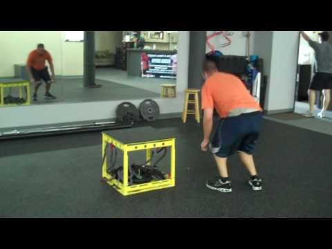 World's Toughest Plyometric Exercise- Best exercise for powerful athletic athletes