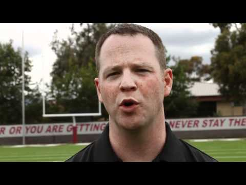 "Stanford Strength: Take the Rope : ""The Program"""