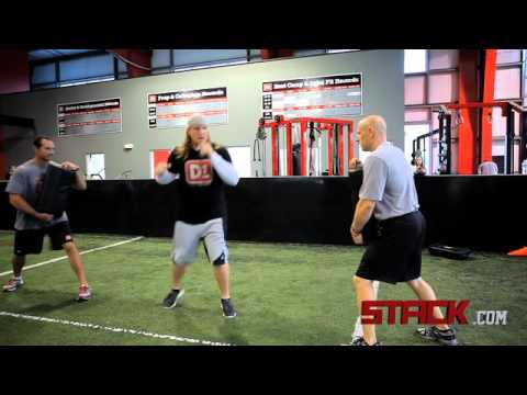 AJ Hawk's Functional Martial Arts Workout
