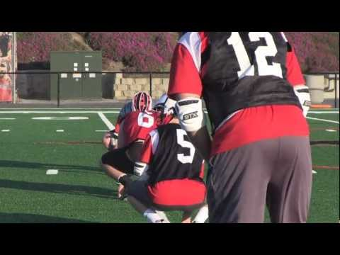 2012 San Diego State Lacrosse Conditioning