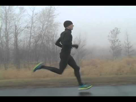 Chris Erichsen - Mile Repeats - 2011 USA Olympic Marathon Trials