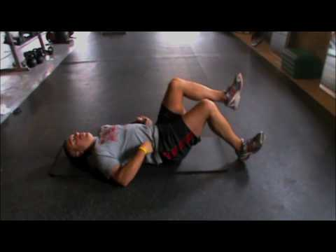 Dead Bugs (Engaging the Transverse Abdominis)