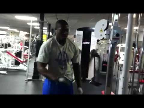 2nd Wind Sports Training - Gorby Loreus (MTSU)