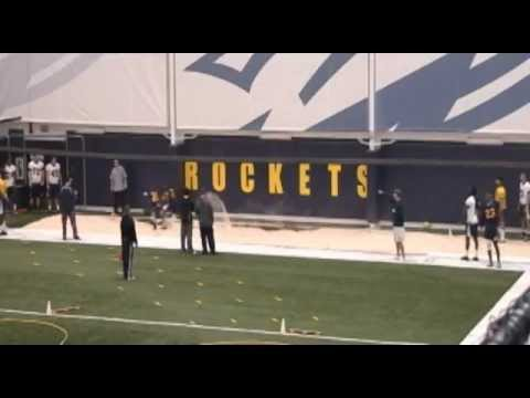 Toledo Rockets Winter Workouts Week 3