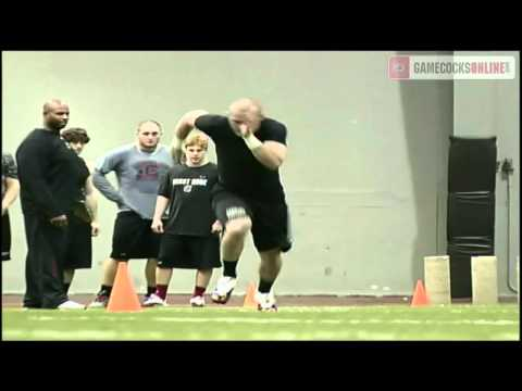 South Carolina Football Winter Workout Highlights