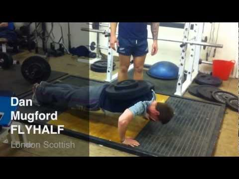 London Scottish Strength & Conditioning
