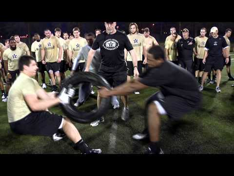 Vanderbilt Football: Commodores Building