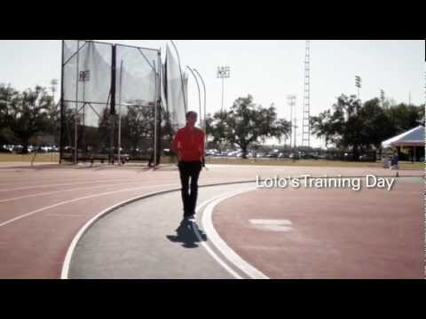 Training Days: Lolo Jones