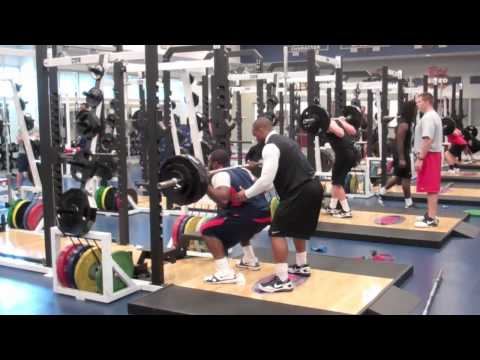 Ole Miss S&C Spring 2012 - LAYING THE FOUNDATION