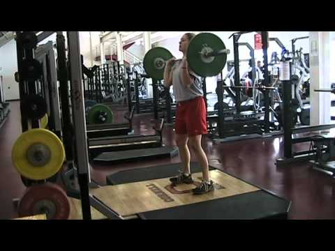 Cornell Women's Rowing - Strength and Conditioning SP '12