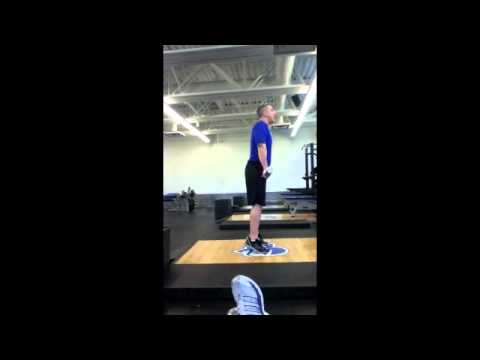 Mike's Seton Hall Strength and Conditioning Internship Video 2012