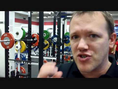 Olympic Games Prep - Pin Front Squat