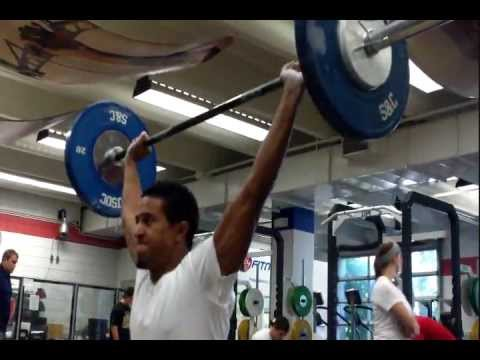Olympic Games Prep - Building Power with Olympic Lifts