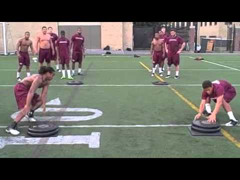 Football - 2012 Summer Video - Under Construction