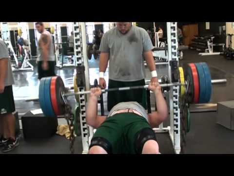 Ohio Strength and Conditioning Football Workouts Summer 2012