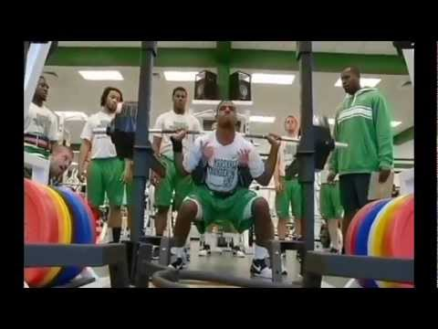 Marshall University Football: Strength and Conditioning