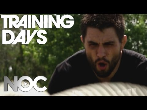 UFC's Carlos Condit Full Workout - Training Days