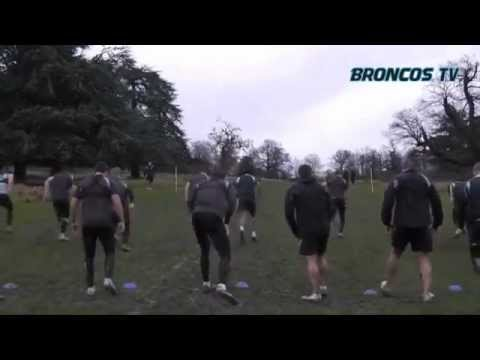 London Broncos - Pre Season Hills