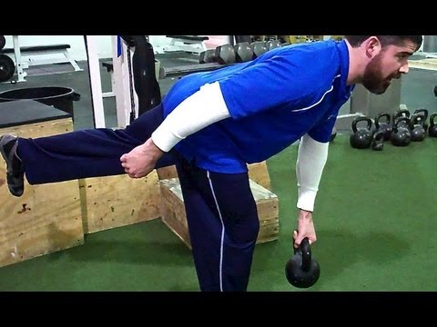 Posterior Chain Exercises, Part 2 (Unilateral Movements)