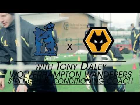 WCCC x WOLVES: Strength and Conditioning