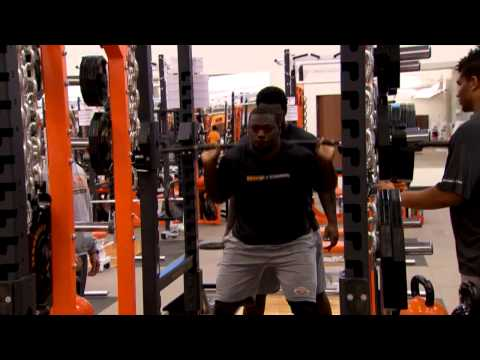 Tennessee Strength and Conditioning: Winter 2013
