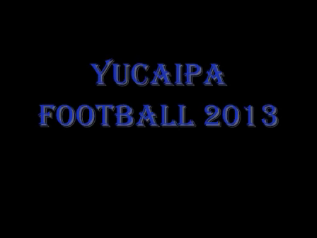 Yucaipa Football Summer Video