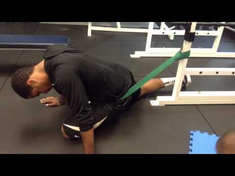 Hip Capsule Single Leg Flexion and Banded Distractions