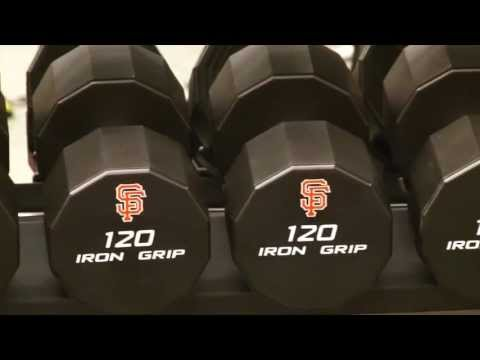 San Francisco Giants Workout Tips