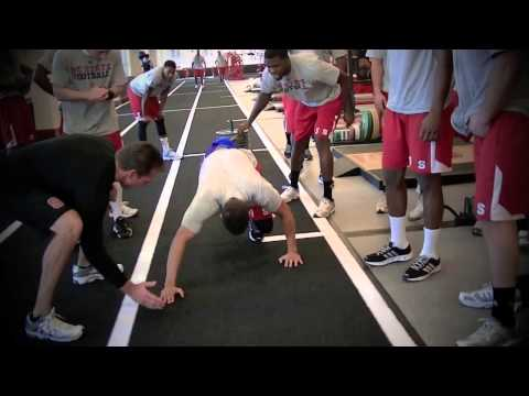 Wolfpack Strength Competition - Game of Inches