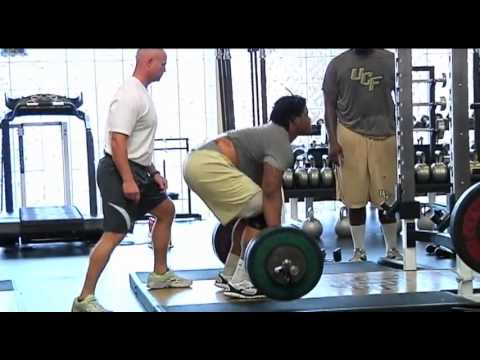 UCF Football's Strength and Conditioning Program Feature