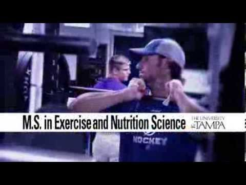 The University of Tampa - Master of Science in Exercise and Nutrition Science