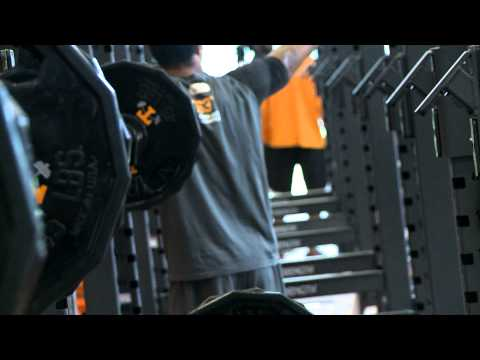 University of Tennessee Football Strength and Conditioning