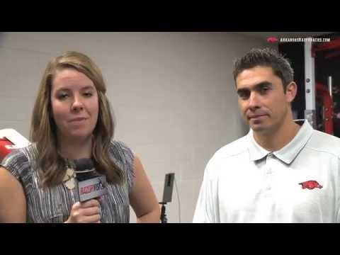 Arkansas Basketball Strength Coach Talks Alternative Training Methods