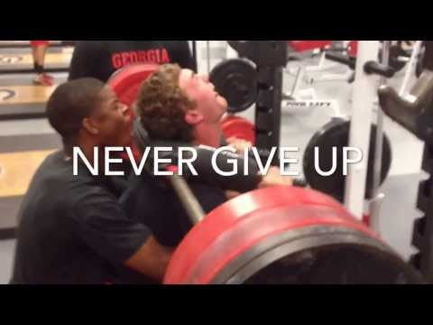 University of Georgia Baseball Strength & Conditioning Fall Training 2013