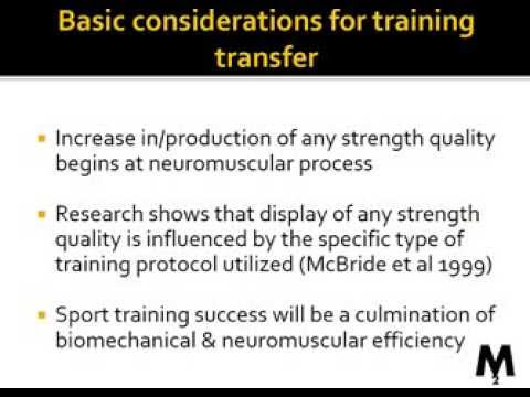 Movement Mastermind - Training Transfer