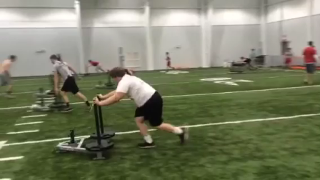 Muscle Shoals High School PROWLER PUSH