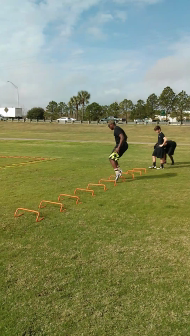 Lateral Drill Training