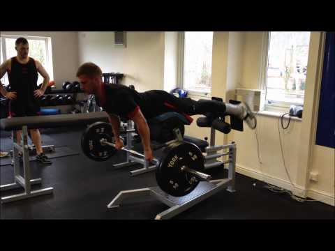 Leicestershire CCC 2013-14 Winter Training - Strength & Conditioning and Cricket