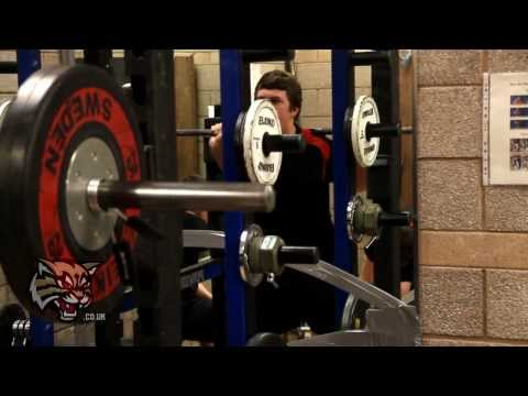 Highland Wildcats:  Strength & Conditioning: 20 December 2013