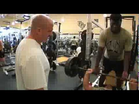 UCF Strength & Conditioning Staff Feature
