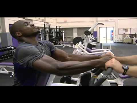 Adrian Peterson~How Bad Do You Want It~Secrets to Success